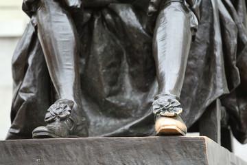 John Harvard Lucky Shoe