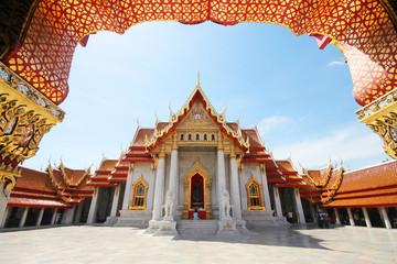 Benjamabopit temple, Bangkok Thailand