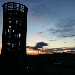 """Tower """"Luftikus"""" at Rechberghausen"""