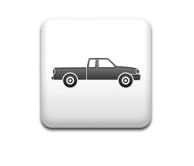 Boton cuadrado blanco pickup 3D