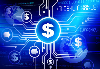 Global Finance dollar currency