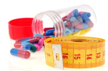 Les pilules pour maigrir
