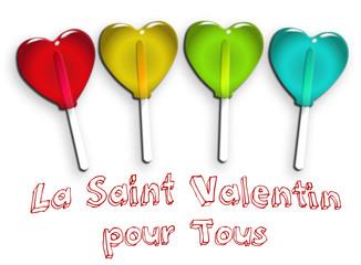 Saint valentin pour tous