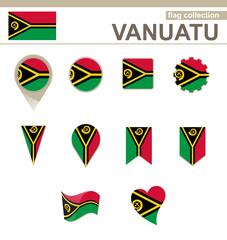 Vanuatu Flag Collection