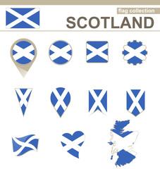 Scotland Flag Collection