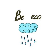 eco illustration