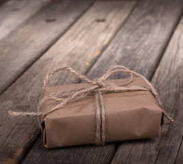 Small Brown Package