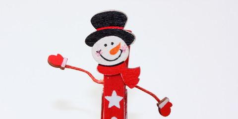 homme de la neige