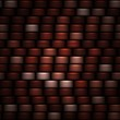 Abstract dark red horizontal wide bands background