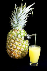 Fresh Pineapple Juice