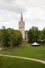 The Cathedral in Cesis