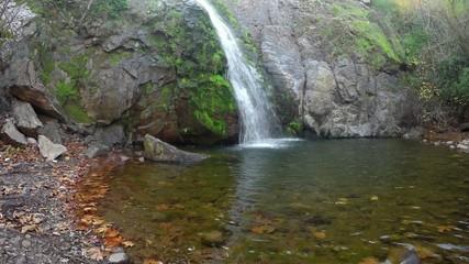Waterfall in Turkey named Turkmen