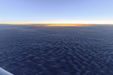 Wolkenstraße zur Sonne