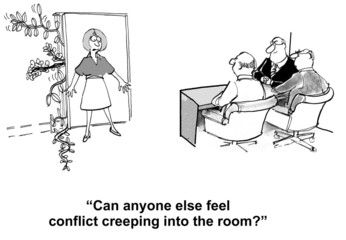 Conflict Creeping