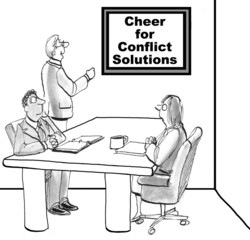 Conflict Solutions