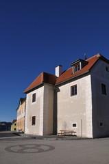 Sankt Michael am Bruckbach Dorfplatz  Niederösterreich