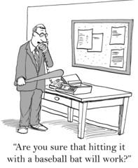 Information Technology Crashed