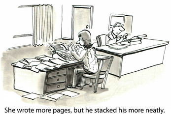 Writer Advantages