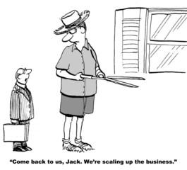 Recruiting Past Employee