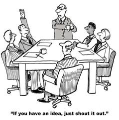 Shout Out Your Business Idea