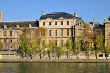 France, Louvre palace in Paris