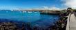 Leinwanddruck Bild - marina in san cristobal galapagos islands ecuador