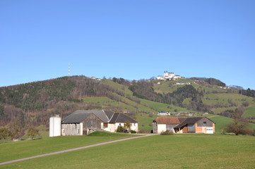 Wallfahrtskirche Sonntagberg
