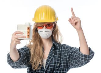 Handwerker warnt vor giftige Gase
