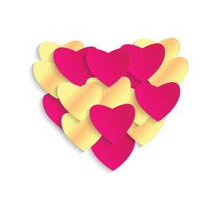 Valentines heart.