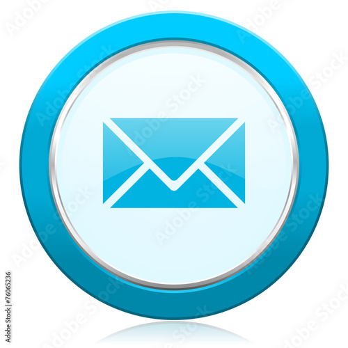 canvas print picture email icon post sign