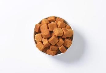 Pure cane sugar cubes