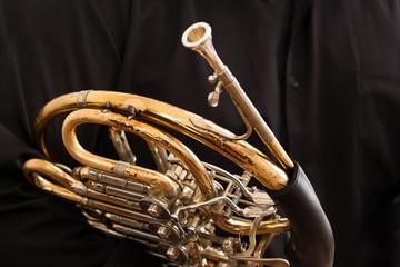 fragment French Horn