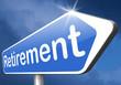 obraz - retirement