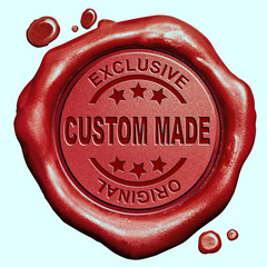 custom made stamp