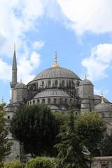 Landscape of Blue Mosque