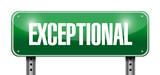 exceptional street sign illustration design poster