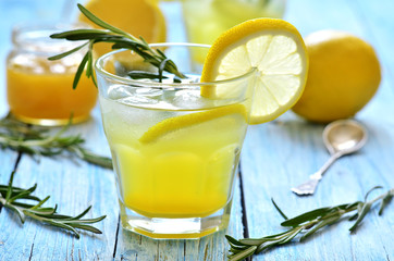 Lemon fizz.