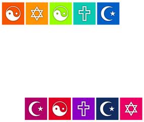 Inter religious background