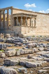 Acropolis of Athens. Erechtheion.