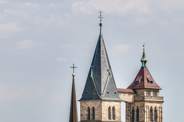 Church of Saint Dionysius  in Esslingen am Neckar, Germany