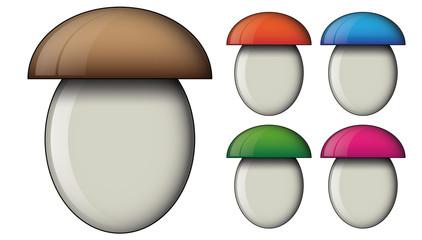Гриб Mushroom