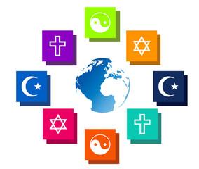 Inter religious peace