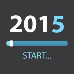 Start 2015 Illustration