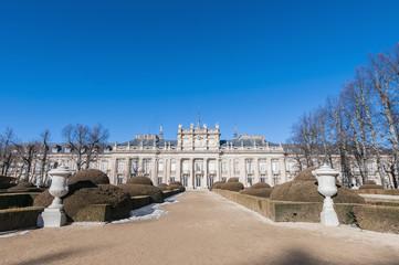 Royal Palace at San Ildefonso, Spain