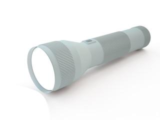 white   flashlight