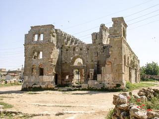 Basilika von Qalb Loze
