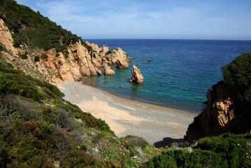 Costa Paradiso Spiaggia Tinnari