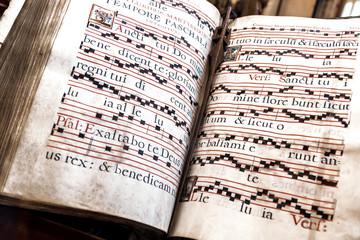 Altes Gesangbuch