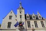 Rathaus von Libourne im Weinbau-Gebiet Saint-Emilion Pomerol