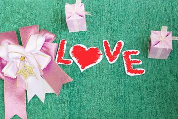 Love,Paper of love